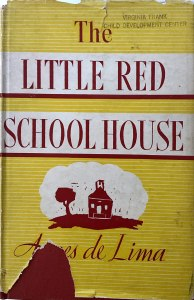 THE LITTLE RED SCHOOL HOUSE Published