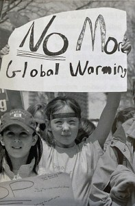 Students March to Fight Global Warming