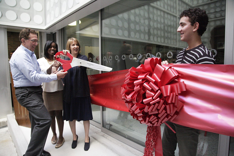 New High School Wing Opens